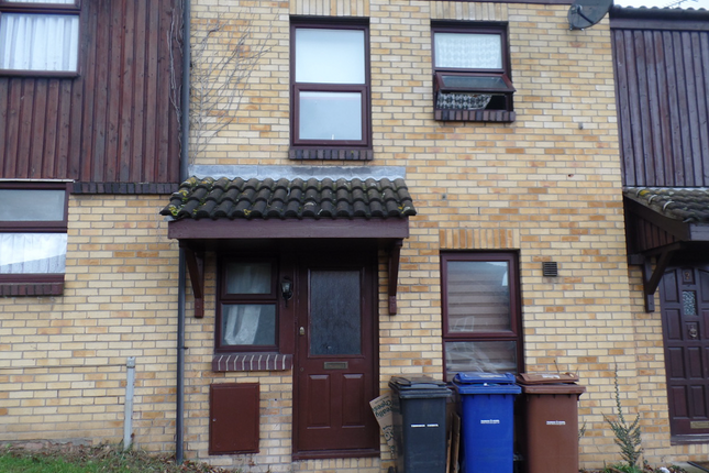 Thumbnail Terraced house to rent in Thamley, Purfleet Essex
