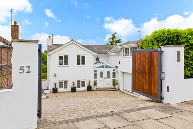 5 Bed Detached House For In Hill Brow Hove East Sus