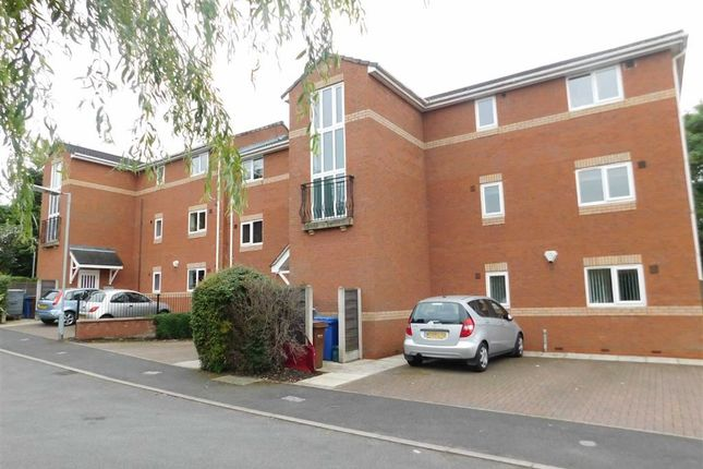 Thumbnail Flat to rent in Millstone Close, Bredbury, Stockport