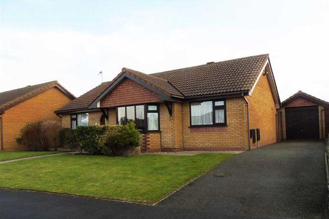 Thumbnail Detached bungalow for sale in Trem-Y-Mynydd, Abergele, Conwy
