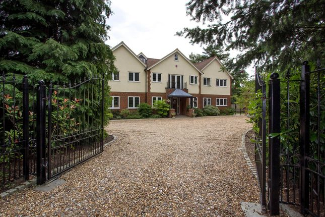 Thumbnail Detached house for sale in Woodham, Surrey