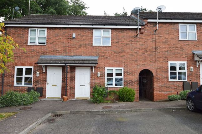 2 bed terraced house for sale in Cottrell Close, Abbots Bromley, Rugeley WS15