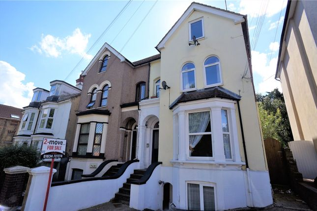 1 bed flat for sale in Vicarage Road, Strood, Rochester
