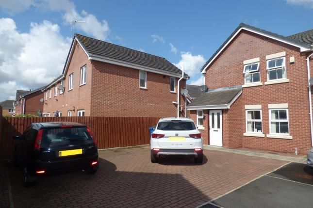 Thumbnail End terrace house for sale in Hornchurch Drive, Great Sankey, Warrington, Cheshire