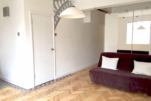 Studio for sale in Hamlet Gardens, London W6