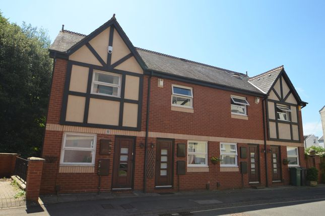 Thumbnail Terraced house to rent in Colleton Mews, St. Leonards, Exeter