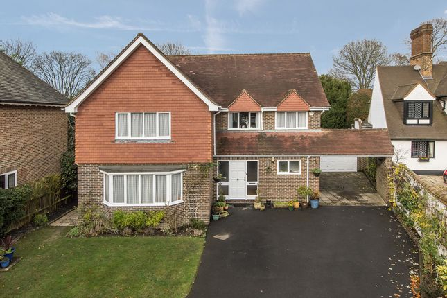 Thumbnail Detached house for sale in Esher Close, Esher