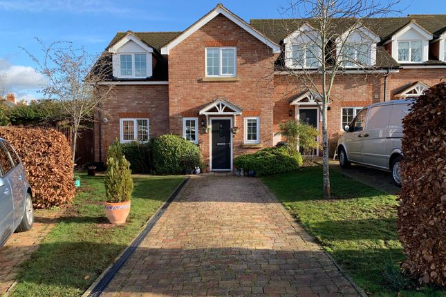 Hamilton Road Wargrave Reading Rg10 4 Bedroom End Terrace