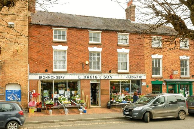Thumbnail Property for sale in High Street, Broseley