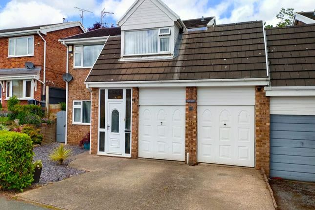Thumbnail Detached house for sale in Pendine Way, Gwersyllt, Wrexham