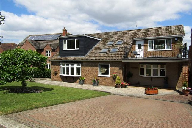 Thumbnail Detached house for sale in Station Road, Whitton, Scunthorpe