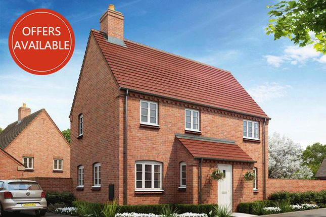 """Thumbnail Detached house for sale in """"Falmouth 1"""" at Ponds Court Business, Genesis Way, Consett"""
