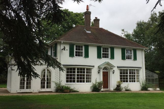 Thumbnail Detached house to rent in Little Gaddesden, Berkhamsted