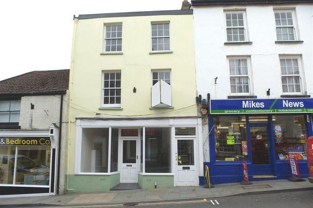 Thumbnail Flat to rent in The Gables, Bridge Street, Chepstow