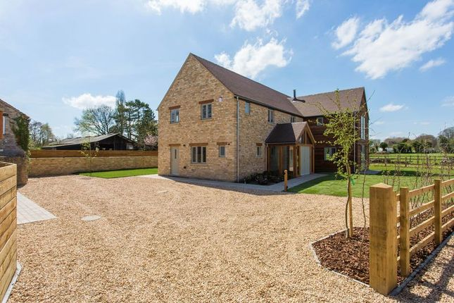 Thumbnail Detached house for sale in Tucks Lane, Longworth, Abingdon