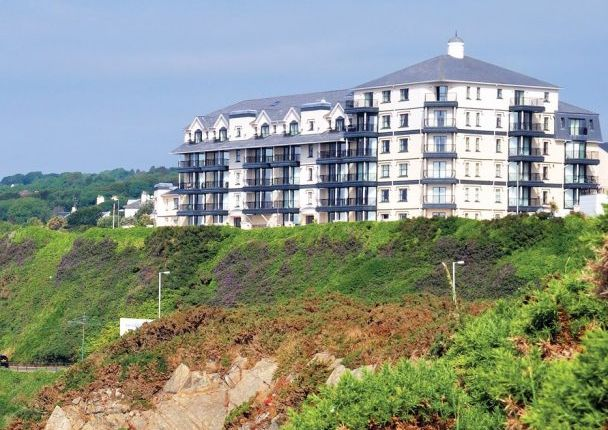 Thumbnail Flat to rent in Apt. 12 Kensington Place Apartments, Imperial Terrace, Onchan
