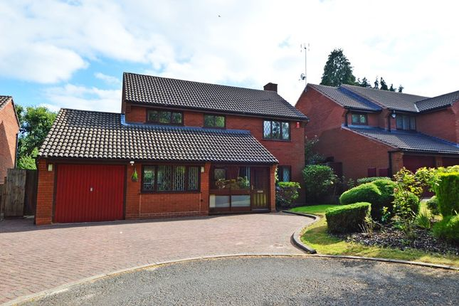 Thumbnail Detached house to rent in Over Mill Drive, Selly Park, Birmingham
