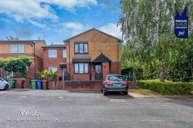 1 bed flat to rent in Greig Court, Cannock WS11