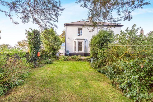 Thumbnail Semi-detached house for sale in Callington Road, Saltash
