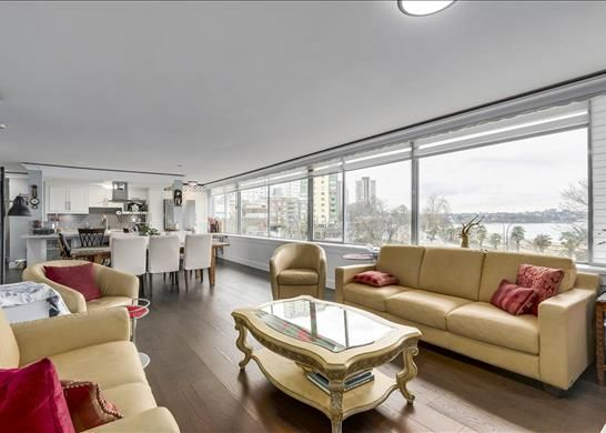 Thumbnail Apartment for sale in Vancouver, Bc V6G 1V3, Canada