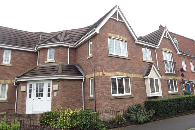 Thumbnail Flat for sale in The Parks, Trentham Lakes, Stoke-On-Trent