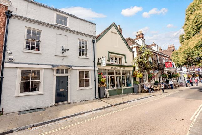Thumbnail Terraced house to rent in Great Minster Street, Winchester, Hampshire
