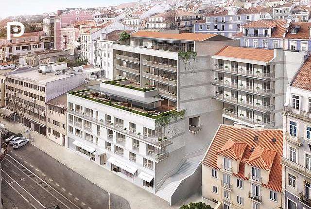 Thumbnail Apartment for sale in Lisbon, Lisbon, Portugal