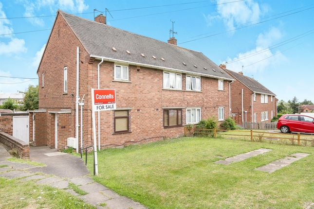 Thumbnail Flat for sale in Hellier Road, Bushbury, Wolverhampton