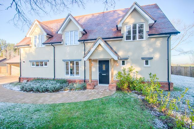 Thumbnail Detached house for sale in The Pastures, Ongar Road, Writtle