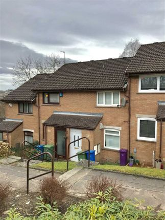 Thumbnail Terraced house for sale in Burnfield Drive, Thornliebank, Glasgow