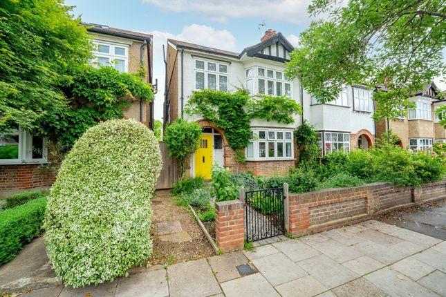 Thumbnail Semi-detached house for sale in Southdown Avenue, London