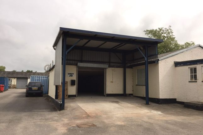 Thumbnail Light industrial to let in Unit Bryn Business Centre, Bryn Lane, Wrexham Industrial Estate