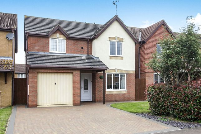 3 Bed Detached House For Sale In Houghton Avenue Park Farm Peterborough