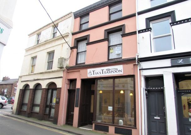Thumbnail Flat to rent in Douglas Street, Peel, Isle Of Man
