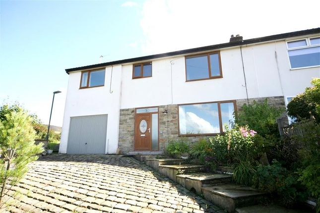 Thumbnail Semi-detached house to rent in Clayton Avenue, Rawtenstall, Rossendale