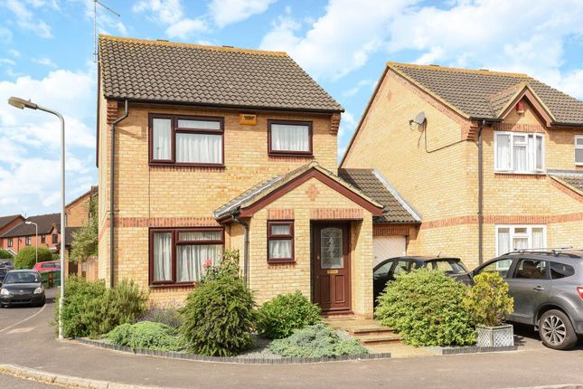 Thumbnail Detached house for sale in Westfield, Aylesbury