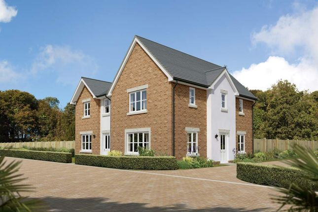 "Thumbnail End terrace house for sale in ""Castlewellan"" at Cherrytree Gardens, Bishopton"