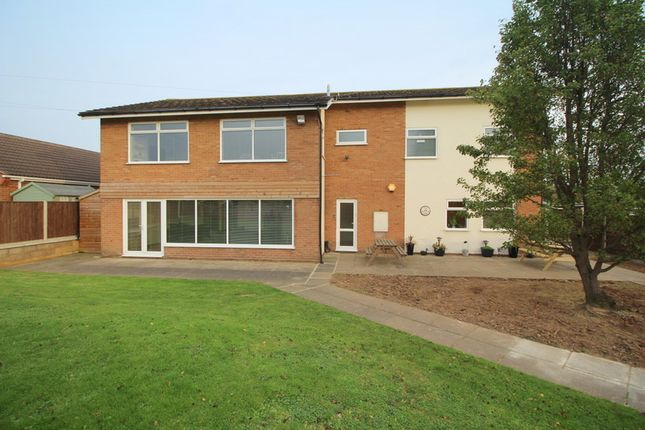 Thumbnail Detached house for sale in Heron Gardens, Stalham, Norwich