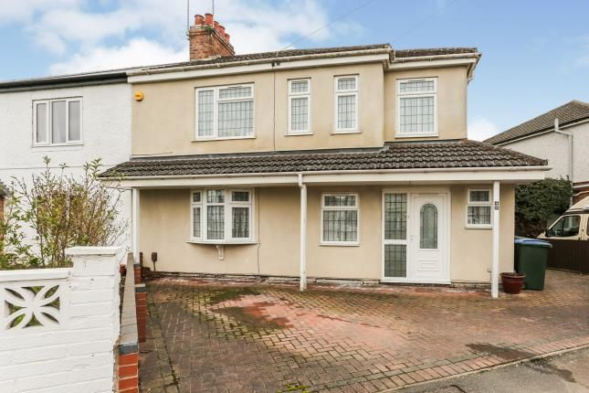 Thumbnail Semi-detached house for sale in Clifford Bridge Road, Binley, Coventry, West Midlands