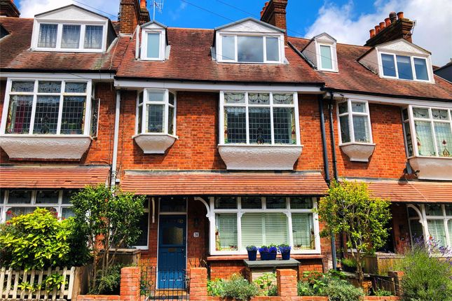 Thumbnail Terraced house for sale in Lime Hill Road, Tunbridge Wells, Kent