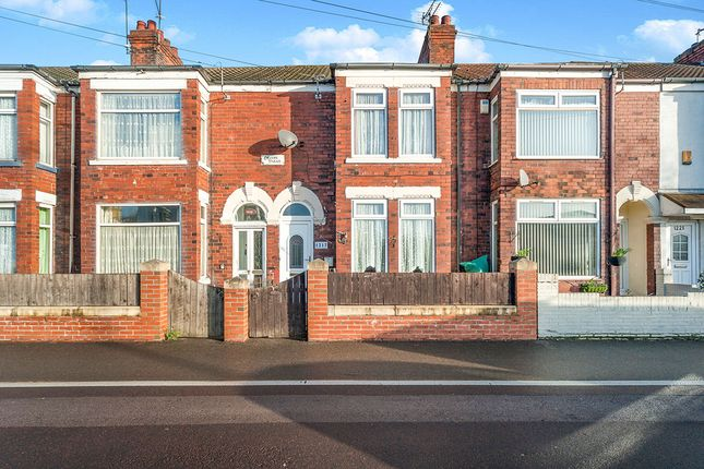 Photography of Hedon Road, Hull, East Yorkshire HU9