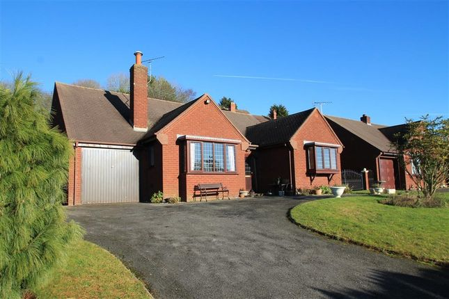 3 bed detached bungalow for sale in Hall Orchard, Cheadle, Stoke-On-Trent