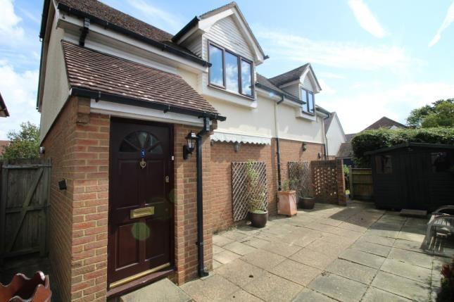Thumbnail Maisonette for sale in Mosse Gardens, Chichester, West Sussex