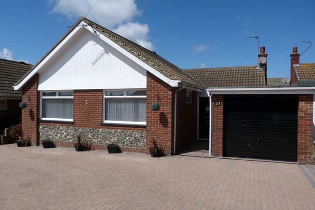 Thumbnail Detached bungalow for sale in Vicarage Street, St. Peters, Broadstairs