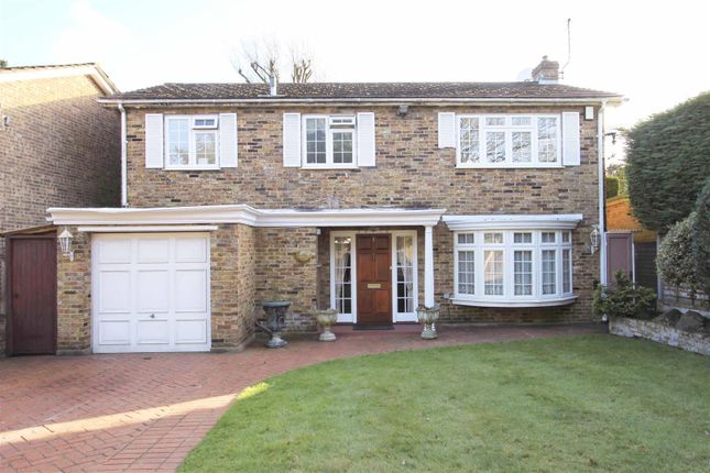 Thumbnail Detached house for sale in Silverbirch Close, Ickenham