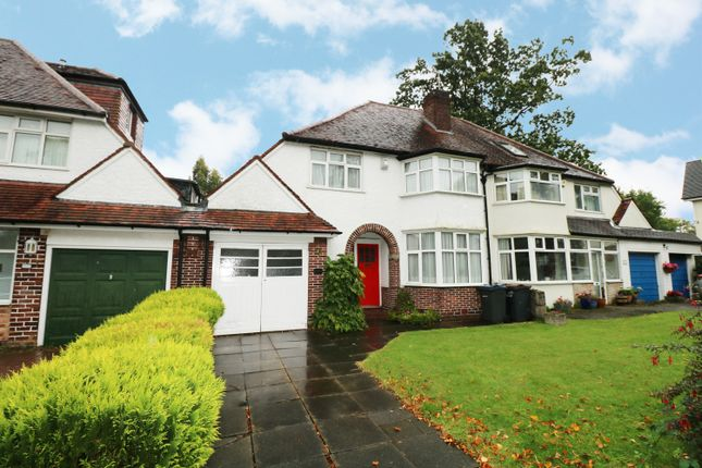 Thumbnail Semi-detached house for sale in Robin Hood Lane, Hall Green, Birmingham