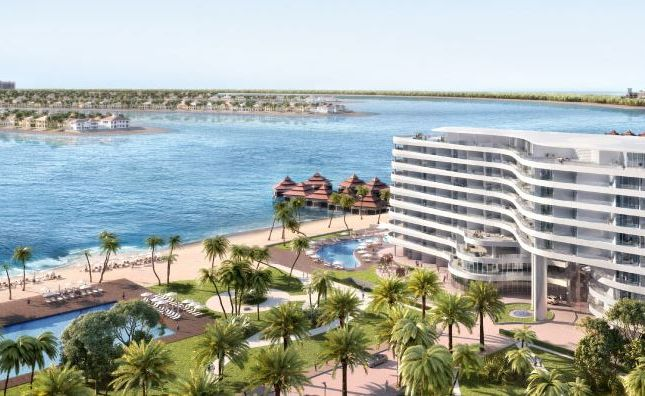Thumbnail Apartment for sale in Palm Jumeirah, Palm Jumeirah, Dubai, United Arab Emirates