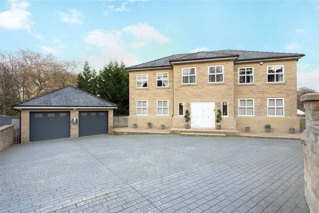 Thumbnail Detached house for sale in Brookthorpe Meadows, Walshaw, Bury, Greater Manchester