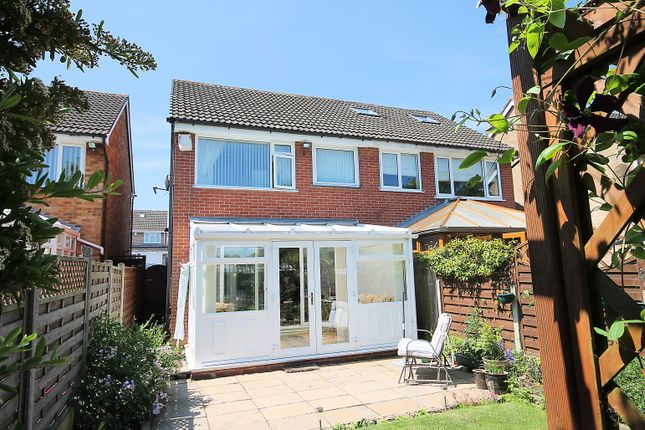 Thumbnail Semi-detached house for sale in Ridgewood Rise, Tamworth