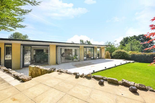 Thumbnail Detached bungalow for sale in Crowborough Hill, Crowborough